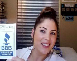 Jill Batista – Healing Touch Beauty & Wellness