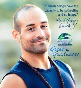 Paul George Smith jr SWIHA Great Graduate